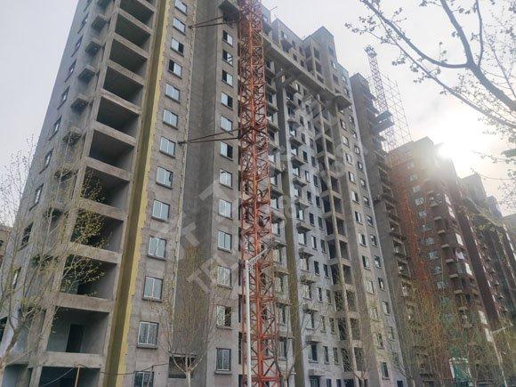郑东新区安置房项目