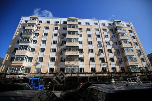 河南齐工助力郑州市旧小区改造项目
