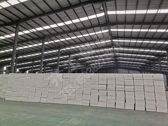 挤塑板仓储区